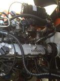 De Vorkheftruck van Gasoline&LPG van Heli met de Motor van Nissan