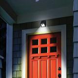 방수 보호를 가진 태양 센서 움직임에 의하여 활성화되는 LED 빛
