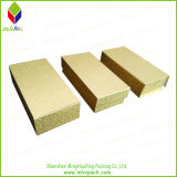 Caixa de dobramento personalizada do chocolate do presente da embalagem do papel