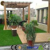 Decking impermeabile del giardino della scheda vuota WPC della decorazione