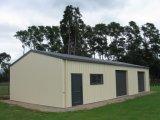 Camera residenziale chiara prefabbricata della struttura d'acciaio (KXD-CH10)