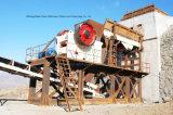 [هي فّيسنسي] حجر جيريّ [جو كروشر] آلة لأنّ عمليّة بيع