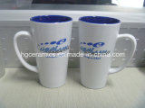 Caneca grande de Sulimation Latte, canecas do Sublimation