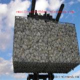 Verde Terra Erosione controllo esagonale Wire Mesh zincato Gabion Basket