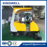 Ride on Electric Road Sweeper avec haute performance (KW-1760C)