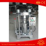 Máquina fría de la extracción de aceite de la prensa del sésamo
