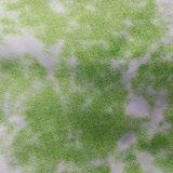 Contrôler la configuration et le tissu 100% tissé estampé de polyester avec la texture douce et douce