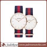 Het nieuwe Horloge van het Roestvrij staal van de Manier van het Horloge van het Paar van de Inzameling (RS1197)