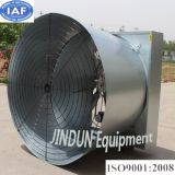Jd Series Butterfly Type Exhaust Fan mit Large Airflow