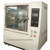 Водоустойчивый шкаф испытания брызга воды приспособления испытание (R-500)