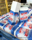 Сахар выдвиженческого сахара бумажного мешка Kraft красного белый