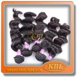 Produtos de cabelo de extensões brasileiras do cabelo humano