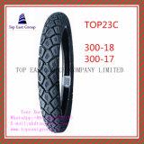 Lange Lebensdauer, Superqualitätsmotorrad-Reifen mit Größe 300-18, 300-17