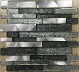 Neue lamellierte Streifen-Form-Glasmosaik-Fliese