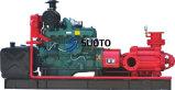 Bomba de lucha contra el fuego del motor diesel (XBC)