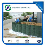 Militar usado soldado Gabion / Welded Hesco Barrier