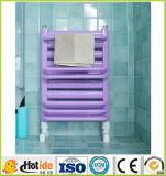 Aquecimento central de aço que pinta radiador Heated do banheiro da água quente