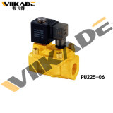 PU225 Series Solenoid Valves con Pilot Operated