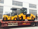 10 Tonnen-volle hydraulische doppelte Trommel-Strecke-Rolle (JM810H)