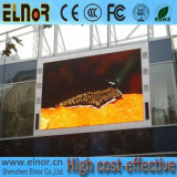 Modulo di pubblicità di alta risoluzione impermeabile Semi-Esterno di P8 LED