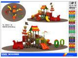 2015 neues Outdoor Playground Equipment für Backyard Play
