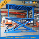 Scissor idraulico 2 Car Stacker per Parking o Home Garage