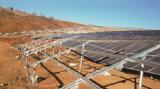 Corchete solar para el proceso caliente de la galvanización