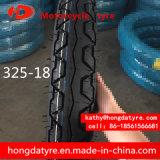 Heiße Verkaufs-Großverkauf-Oberseite-Marken-Motorrad-Reifen-/Motorrad-Gummireifen-schlauchlose Reifen-Größe 325-18