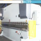 100 toneladas de freio automático da imprensa da folha do CNC