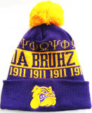 Belle broderie Keep Warm Knitting Cap (S-1078)