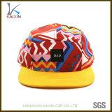 Kundenspezifischer aztekischer Panel-Hysteresen-Hut des Drucken-5
