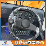 Mini carregador barato da roda da parte frontal 2ton feito em China
