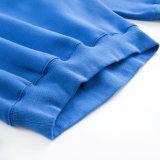 Langer Hülsen-Frauen-Zoll gesticktes en gros Sweatshirt CVC (YK-171021)