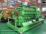 De Generator van het Aardgas met het Ce Goedgekeurde Systeem van de Controle Woodward met de Vergunning van de Motor van Cummins Geschikt voor Biogas en Biomassa