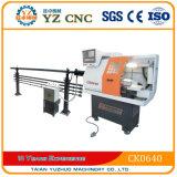 중국 공장 Ck0640 CNC 미터 선반