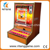 Máquinas de juego de juego de arcada de la cabina de la ranura del casino