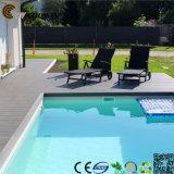 Im Freien DekorationWPC Decking-Material
