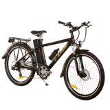 """26 """" 가득 차있는 현탁액을%s 가진 Motorlife H 유형 모터 MTB 전기 산악 자전거"""