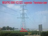 Torretta della trasmissione della sospensione di Megatro 500kv 5c2 Szc1