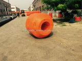 Fluxo de tubulação de HDPE de diâmetro grande para projeto de tubulação de dragagem