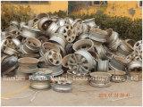 Sucata pura 99.7% da roda da liga de alumínio de 99% na venda por atacado