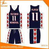 Basket-ball uniforme Jersey d'impression de basket-ball
