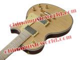 Afanti Musik-Langspielplatte-kundenspezifische Art-elektrische Gitarre (CST-845)