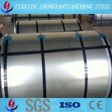 Bobina/rullo d'acciaio galvanizzati in 90gzn per costruzione