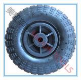 4.10/3.50-4 트랙터 Scoot를 위한 압축 공기를 넣은 고무 바퀴
