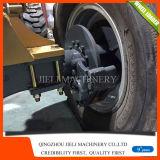 Più piccolo mini caricatore di giro della rotella del raggio Zl15-1500kg