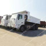 Wero 도로 팁 주는 사람 세 배 차축 Sino 덤프 트럭 명세 떨어져 30 톤