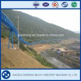 China-gebogene Langstreckenförderanlage, Bandförderer/Rohr-Förderanlage