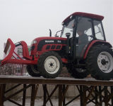 セリウムの証明の高品質Hx704のトラクター70HP 4WD