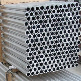 Rundes Aluminiumgefäß für Antenne